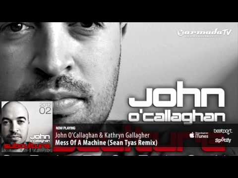 Out now: John O'Callaghan – Subculture Selection 2012-02
