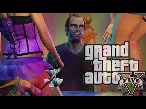 GTA 5 - Randomness