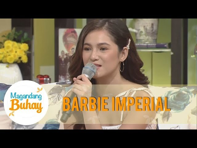 Magandang Buhay: Barbie Imperial shares her humble beginning