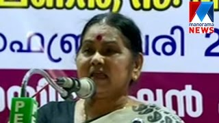 My son has nothing to do with actress attack,says KPAC Lalitha  | Manorama News