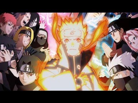 Naruto Shippuden: Ultimate Ninja Storm Revolution All Episodes All Cutscenes 1080p HD