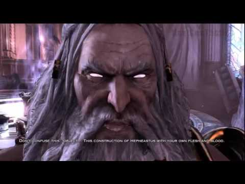 God of War III Walkthrough Ch44: Finally, We Face Zeus!!! (Titan Difficulty)