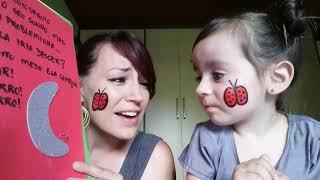 História infantil Joaninha