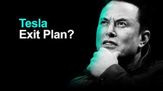 Tesla Stock - When Will I Sell? (my exit plan)