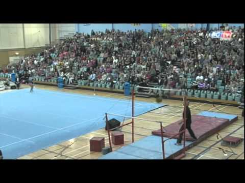 Danusia Francis - British Team Championships- Bars
