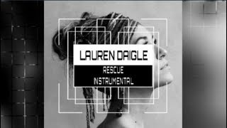 Download Lagu Lauren Daigle - Rescue - Instrumental Track with Lyrics Gratis STAFABAND