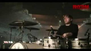 Bob Bryar (My Chemical Romance) Welcome To The Black Parade