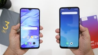 Realme 3 Pro VS Redmi Note 7 Pro SpeedTest Comparison(20 Apps)