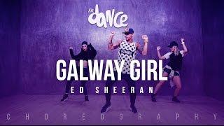 download lagu Galway Girl - Ed Sheeran Choreography Fitdance Life gratis