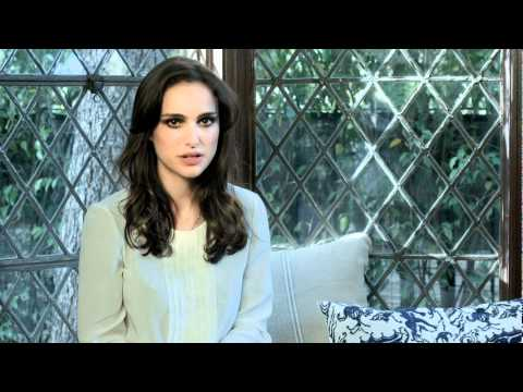 Natalie Portman Video for Elie Wiesel at Public Counsel's 2012 William Douglas Dinner