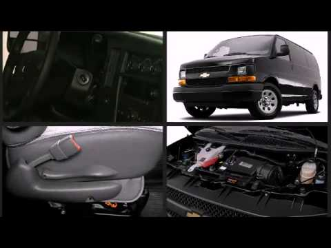 2014 Chevrolet Express Video