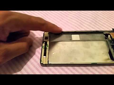 Cambiar pantalla lcd Huawei P6