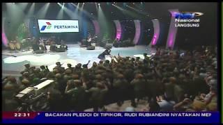 ZASKIA GOTIX [1000 Alasan] Live At Kamera Ria (15-04-2014) Courtesy TVRI