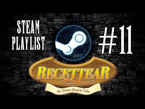 Steam Playlist - Recettear: An Item Shop's Tale P11 (Loop 1 End)