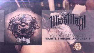 Miss May I - Saints Sinners and Greats
