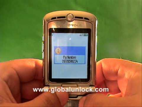 Video: How To Unlock a T Mobile USA Motorola Zine ZN5