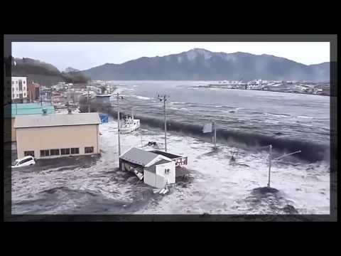Tsunami Japan 2011 Shocking On Camera
