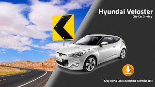 City Card Driving Hyundai Veloster Makas ✂
