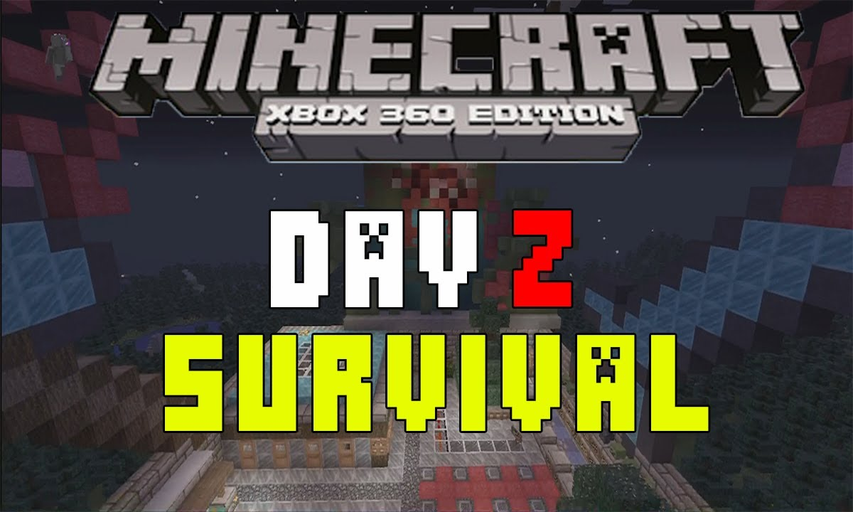 Xbox Minecraft Hunger Games Dayz Custom Map W Download