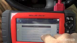 Bleeding the ABS Brake Control Module,On a Chevy Using a Snap On Solus Ultra
