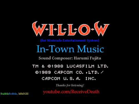 Misc Computer Games - Willow - Town