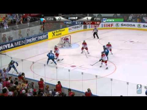 Czech Republic vs Finland 2014-05-24 0-3 WC 2014