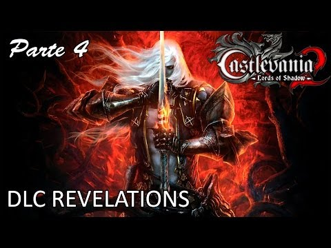 Castlevania Lords of Shadow 2 DLC Revelations Walkthrough Parte 4 - Español (PS3 Gameplay HD)