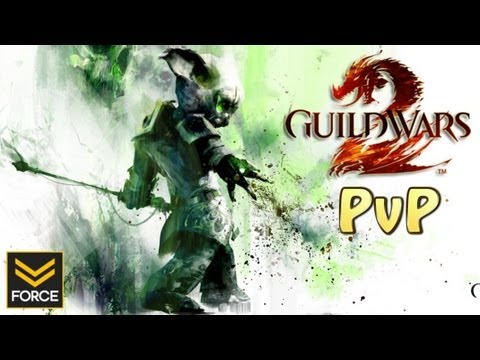 Guild Wars 2: Necromancer PvP Conditions Build (Gameplay)