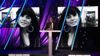 Linda Ronstadt RRHOF Induction 2014 Part 1