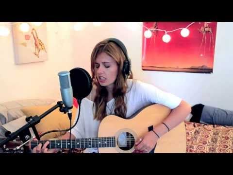 (Stassi Acoustic Cover) Stay The Night Cover -- Zedd feat. Hayley Williams - Paramore
