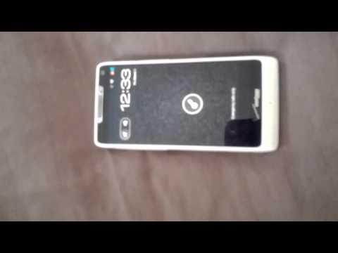 Motorola Razr M and Razr HD Verizon On Gsm Network T-Mobile and ATT