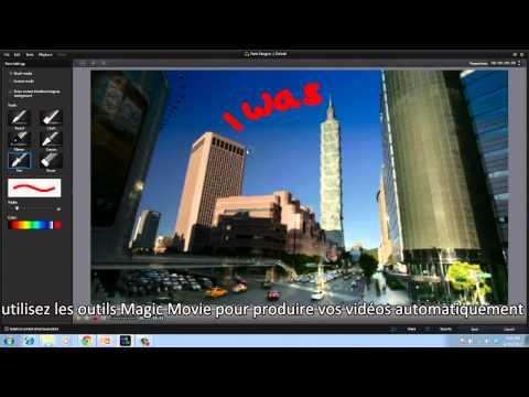CyberLink PowerDirector 11 Intro Vidéo (Français)