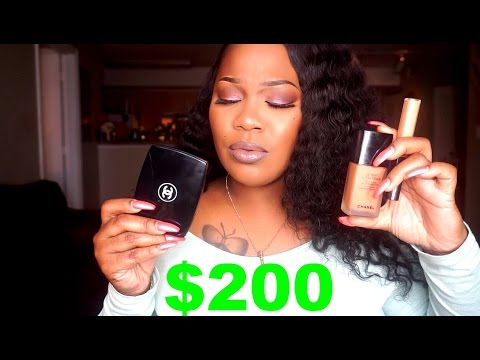 CHANEL NEW MAKEUP REVIEW.... IS IT WORTH IT?