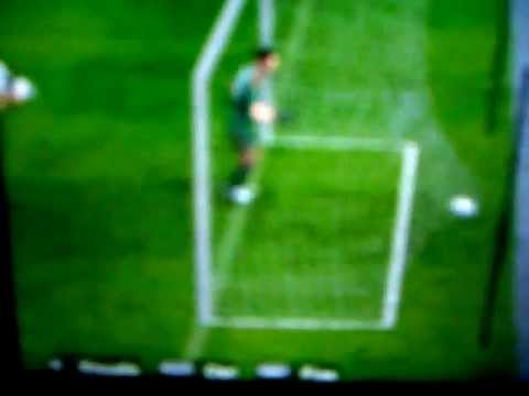 Fantastico gol di Ozil nella Germania.AVI