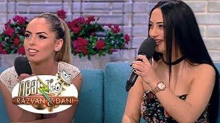 Provocare inedită pentru Seeya: Răzvan o pune să cânte într-o cabină de duş. Află motivul aici