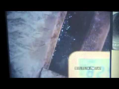 Survey and Cleaning - Reactor 3 Fukushima Daiichi (November 14, 2011) 3/3