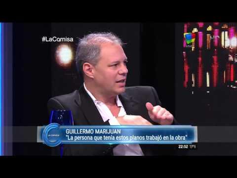 Claudio Savoia, el periodista que obtuvo los planos de las chacras de Báez