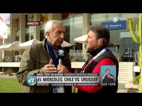Visión 7 - Copa América: Colombia, el próximo rival de Argentina