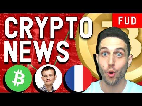 Crypto News: $40 Trillion Market Cap? ICON set to blow? Bitcoin vs Bitcoin Cash again