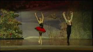 Nutcracker Spanish Variation