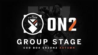 [全編アーカイブ]CoD:BO4 ON2 Autumn Day1 Group Stage