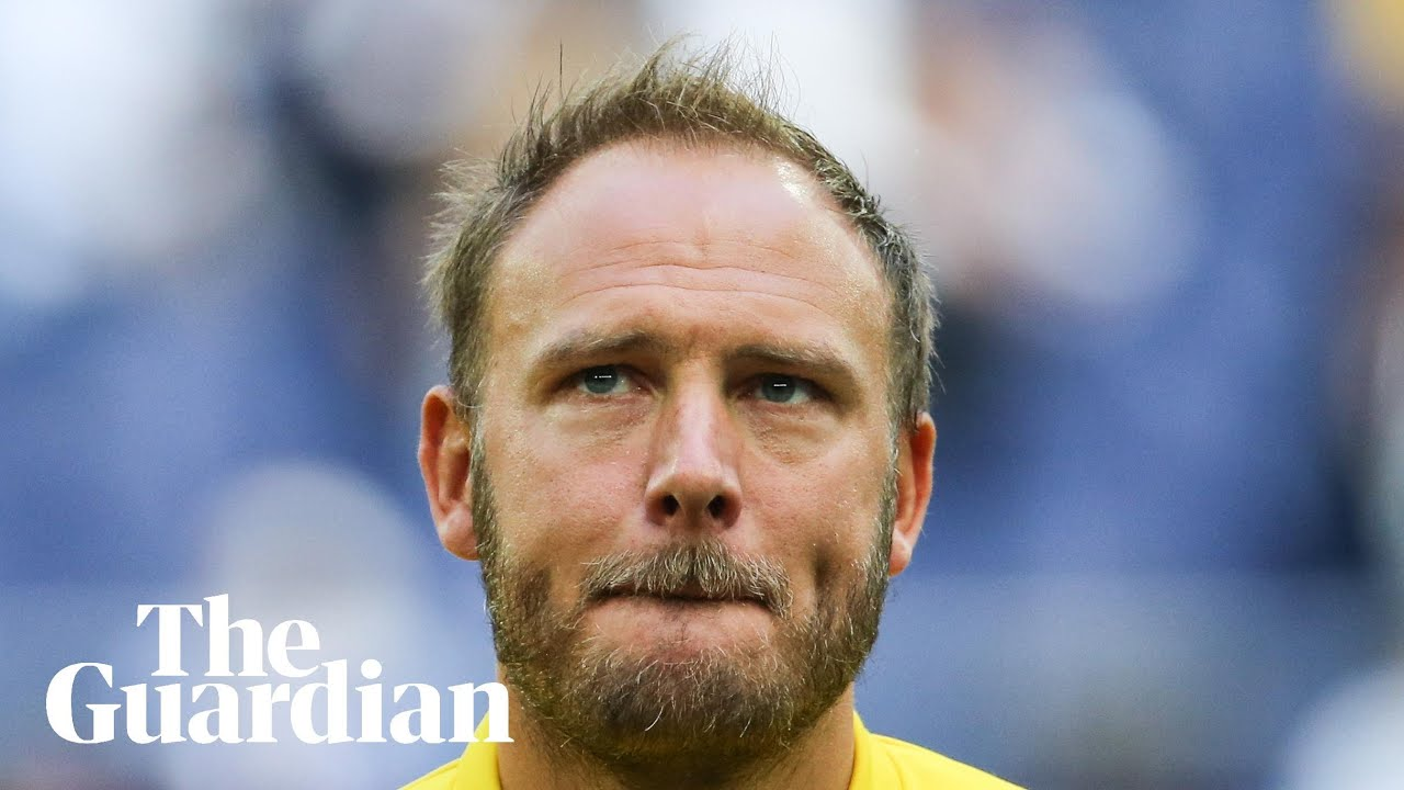 Andreas Granqvist on his wife's pregnancy: she wants me to stay here