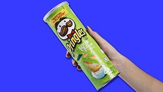 Awesome Ideas With Pringles | DIY Life Hacks & DIY Projects by Bubbles