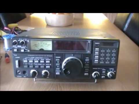 Re-capping of an Icom  IC-R7000 VHF Receiver