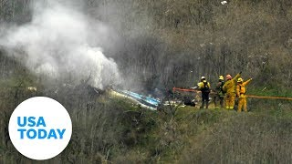 Last words heard before Bryant helicopter crash | USA TODAY