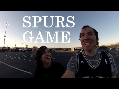 Family Night Bytes - Spurs Game with Dimitrius