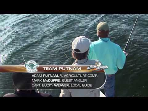 Bass 2 Billfish takes, Pam Bondi, Rick Scott, Adam Putnam and Jeff Atwater fishing!