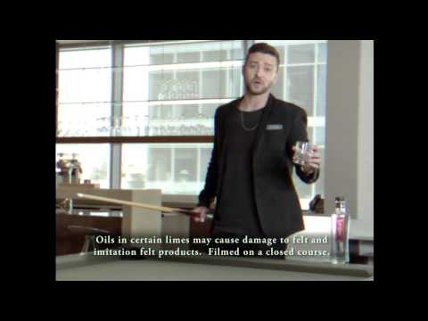 Justin Timberlake Apologizes for the Smoothness of His Sauza® 901® Tequila