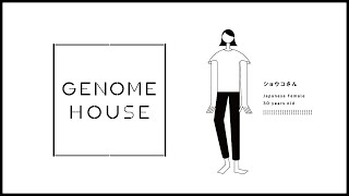「GENOME HOUSE」遺伝子レベルでくつろげる家 -FUTURE LIFE FACTORY by Panasonic Design-
