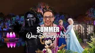 What is Awaken Summer at Disney World 2016